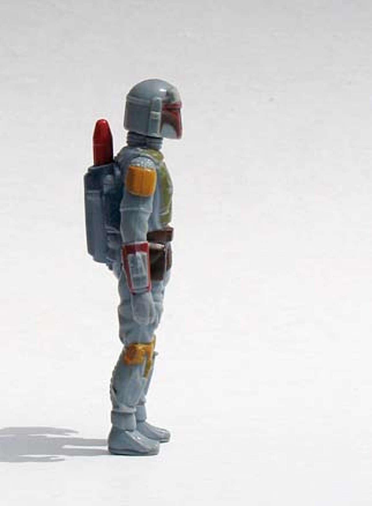 Boba Fett action figure