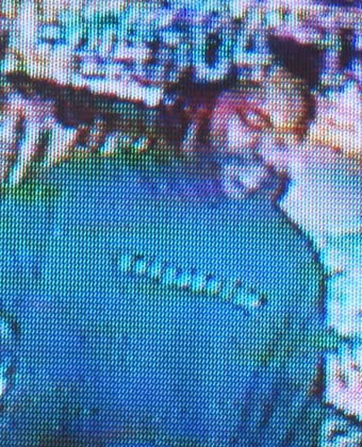 Surveillance photo from Gilroy store of man police say may have abducted 16 year old Ebony Carter on Sunday.