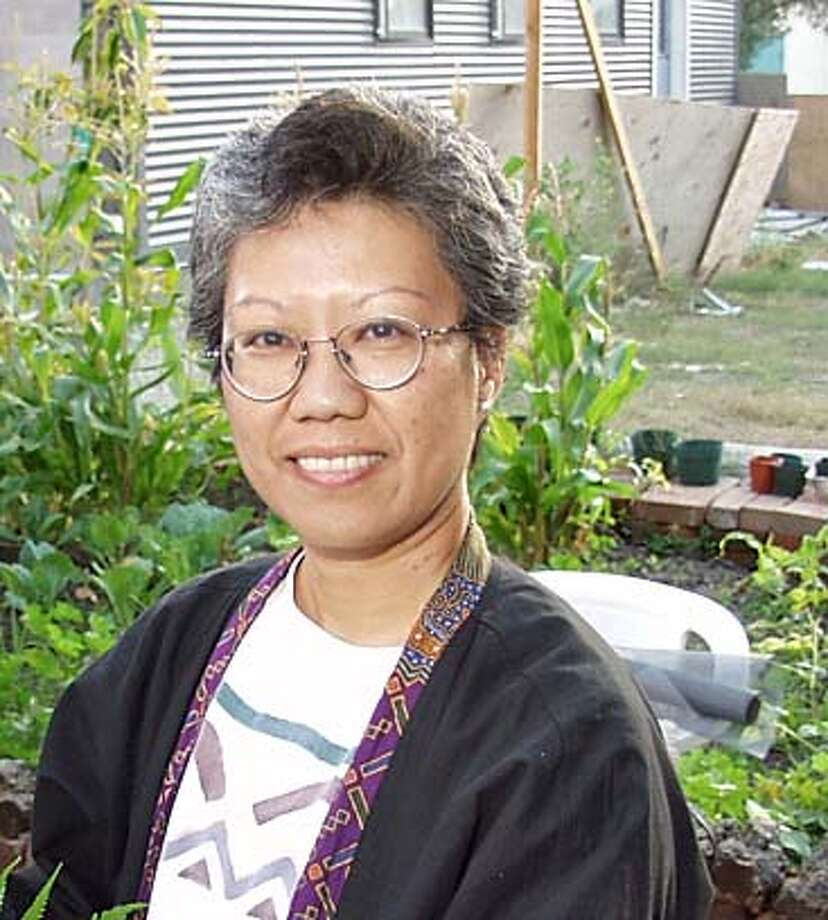 Photo of Helen Toribio who passed away recently. A memorial/celebration of her life is scheduled for this Saturday November 20, at City College of San Francisco, where she taught.