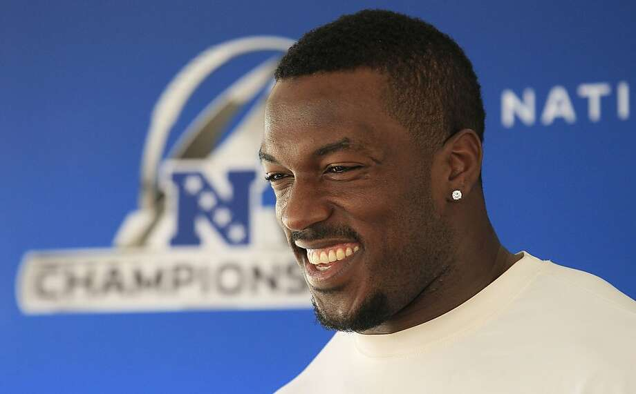 20. On Dec. 27, it was announced that the 49ers had eight players named to the Pro Bowl roster, six as starters (including linebacker Patrick Willis, seen here). That's tied for the most in franchise history. Photo: Jeff Chiu, Associated Press