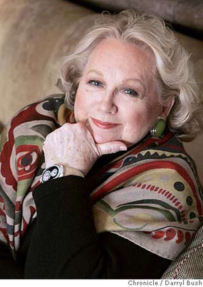 cook13_020_db.jpg  Barbara Cook at her hotel. Cook is known for singing and performing in American musical theater. 11/11/04 in San Francisco  Darryl Bush / The Chronicle MANDATORY CREDIT FOR PHOTOG AND SF CHRONICLE/ -MAGS OUT Datebook#Datebook#Chronicle#11/13/2004#ALL#Advance##0422463201 Photo: Darryl Bush