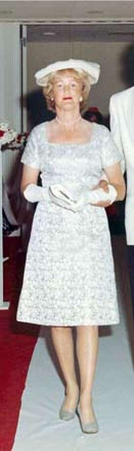 Jane Crane, 1963, Jon Carroll's mom.