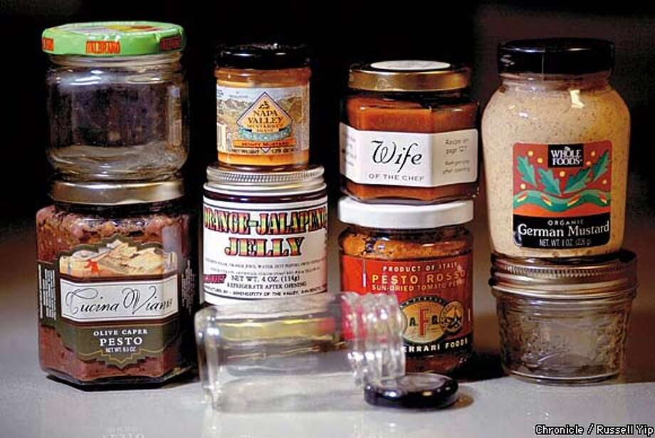 For story: The Little Jar Theory