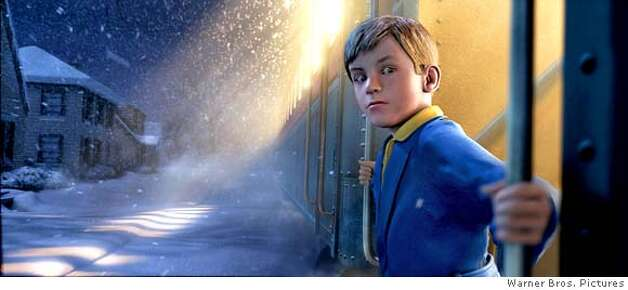 """A Scene from ""The Polar Express,"" distributed by Warner Bros. Pictures."" PHOTOGRAPHS TO BE USED SOLELY FOR ADVERTISING, PROMOTION, PUBLICITY OR REVIEWS OF THIS SPECIFIC MOTION PICTURE AND TO REMAIN THE PROPERTY OF THE STUDIO. NOT FOR SALE OR REDISTRIBUTION."