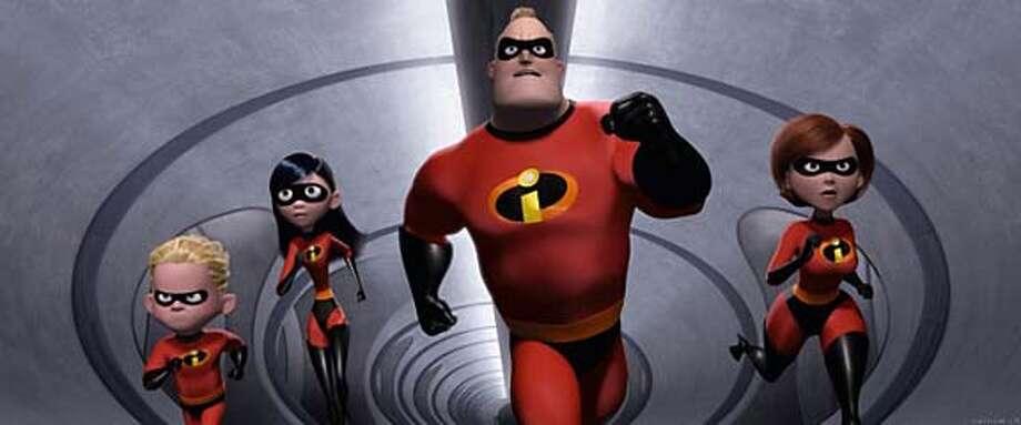 "Image of ""The Incredibles"" writer/director Brad Bird. Datebook#Datebook#SundayDateBook#10-31-2004#ALL#Advance##0422425473"