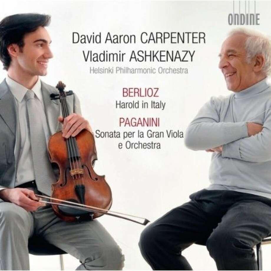 CD cover Photo: Ondine