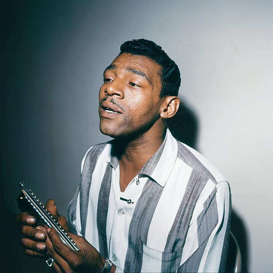 This year's installment of Mark Hummel's Blues Harmonica Blowout is being billed as a tribute to Little Walter, above. The Chicago bluesman died in 1968 after a beating, at the age of 38. Photo: Universal Music Arhive