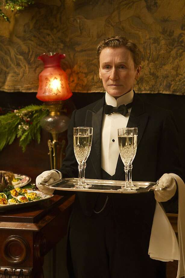 "Glenn Close in ""Albert Nobbs."" Photo: Roadside Attractions"
