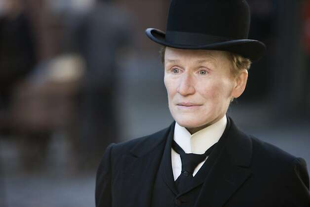 Glenn Close in ALBERT NOBBS Photo: Patrick Redmond, Chrysalis Films