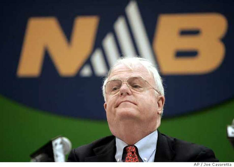 U.S. Rep. James Sensenbrenner, R-Wis, listens to a debate during a congressional breakfast during the National Association of Broadcasters convention in Las Vegas. The convention attracts 100,000 participants from around the world.(AP Photo/Joe Cavaretta) Ran on: 05-03-2005  James Sensen- brenner, R-Wis., has led an effort for national license standards. Ran on: 05-03-2005  James Sensen- brenner, R-Wis., has led an effort for national license standards. Photo: JOE CAVARETTA