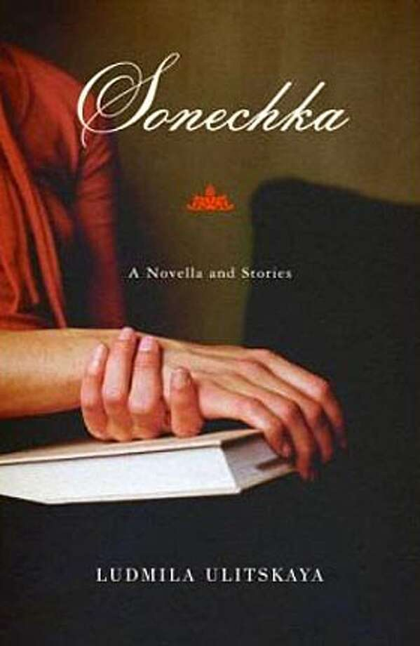 "Book cover art for, ""Sonechka: A Novella and Stories by LUDMILA ULITSKAYA."" BookReview#BookReview#Chronicle#05-01-2005#ALL#2star#e6#0422833526"