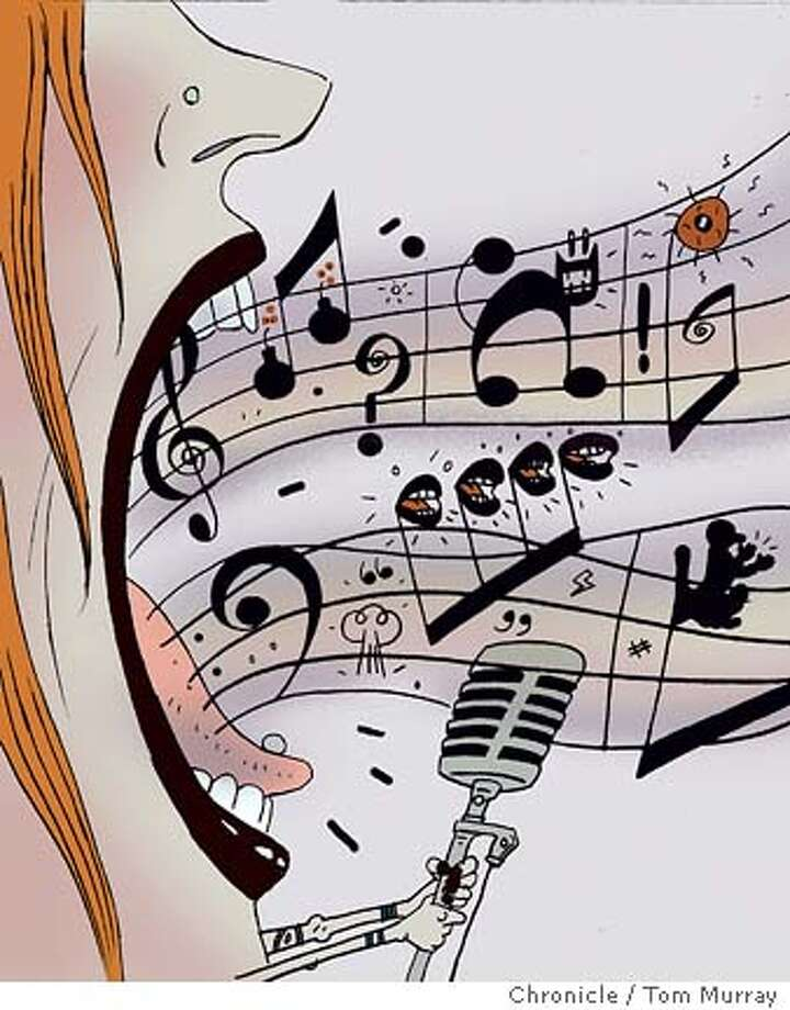 Chronicle illustration by Tom Murray Photo: Tom Murray
