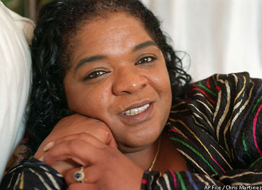 """Nell Carter, shown in 1994, won a Tony Award in 1978 for her role in """"Ain't Misbehavin'."""" Associated Press file photo by Chris Martinez"""