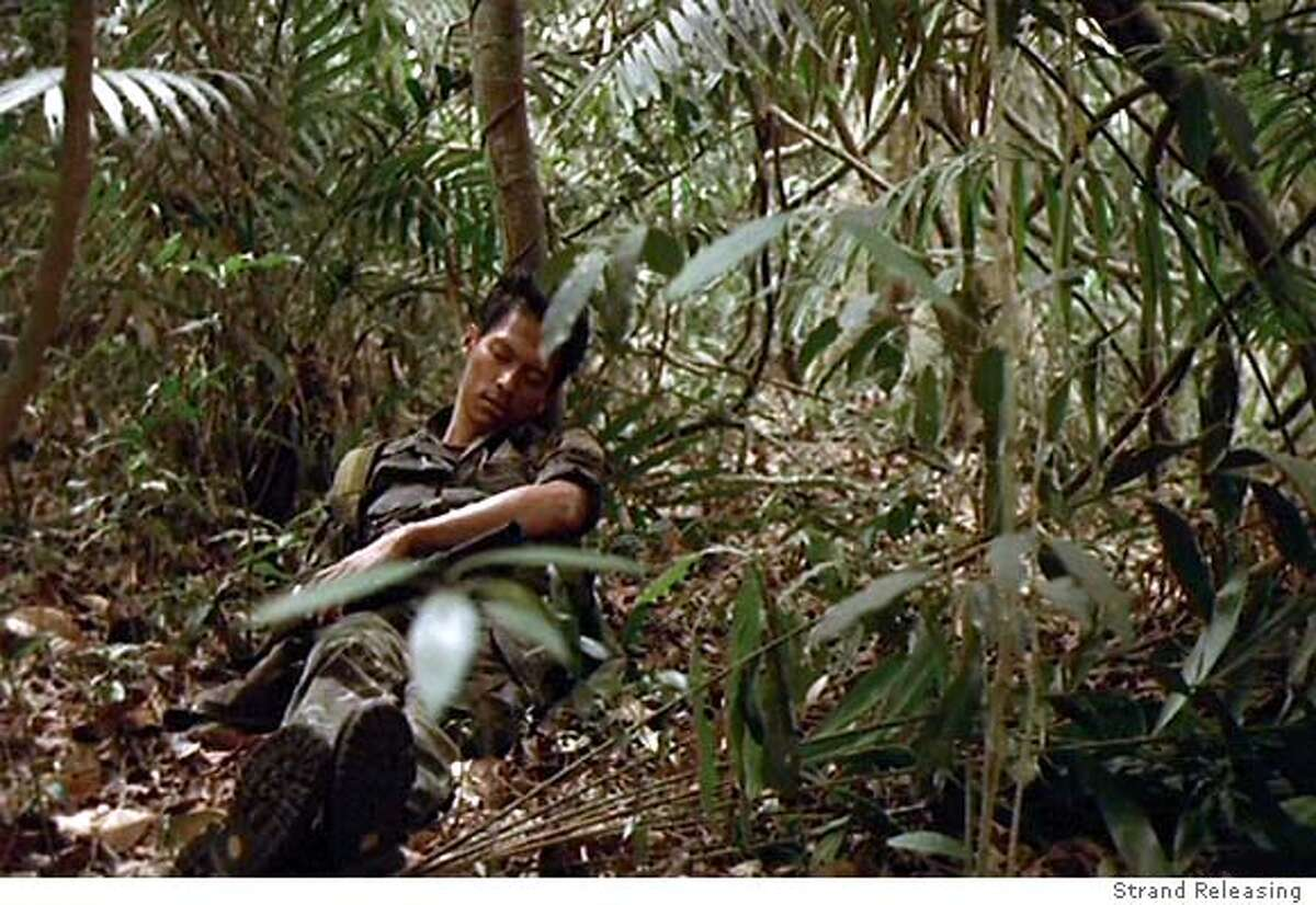 > Actor Banlop Lomnoi, as ^�Keng,^� in Tropical Malady. > > Courtesy of Strand Releasing.
