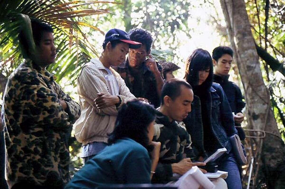 > > Filmmaker, Apichatpong Weerasethakul, on location. Courtesy of the > artist.
