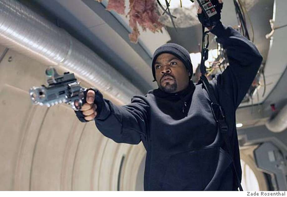 XXX29 Ice Cube stars in Revolution Studios' new action thriller XXX: State of the Union, a Columbia Pictures release. **ALL IMAGES ARE PROPERTY OF SONY PICTURES ENTERTAINMENT INC. FOR PROMOTIONAL USE ONLY. SALE, DUPLICATION OR TRANSFER OF THIS MATERIAL IS STRICTLY PROHIBITED. Photo: Zade Rosenthal