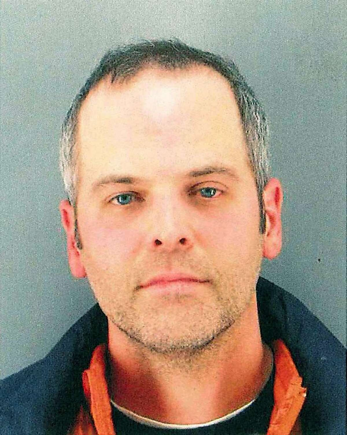 Police say 40-year-old Scott Mitchell of Sebastopol drove his SUV into a Muni tunnel, snarling the morning commute. Mitchell was arrested on suspicion of driving under the influence, failure to obey a stop sign and driving on train tracks on Thursday, Jan. 19, 2012.