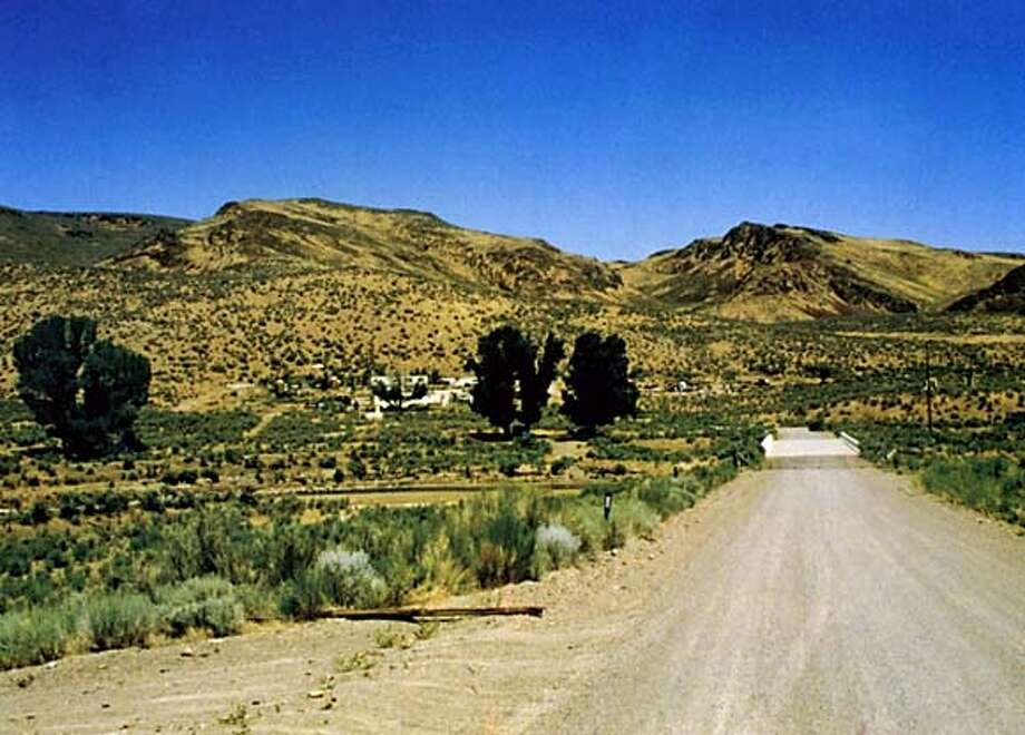 Photo of Palisade, Nevada. Courtesy of Greg Martin Auctions. From their Antique and Collectible Arms and Armor catalog.