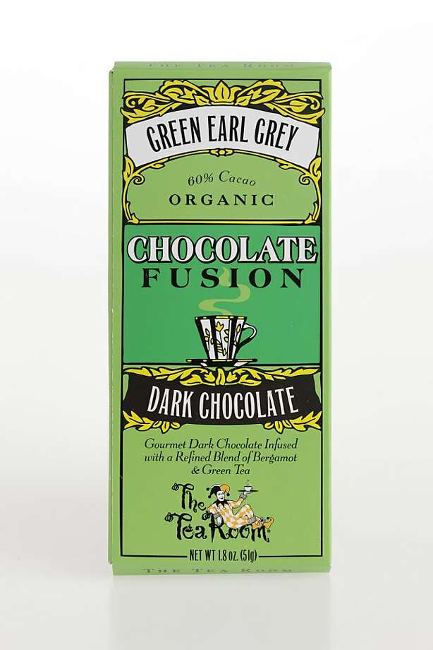 Green Earl Grey Chocolate Fusion Photo: Craig Lee, Special To The Chronicle