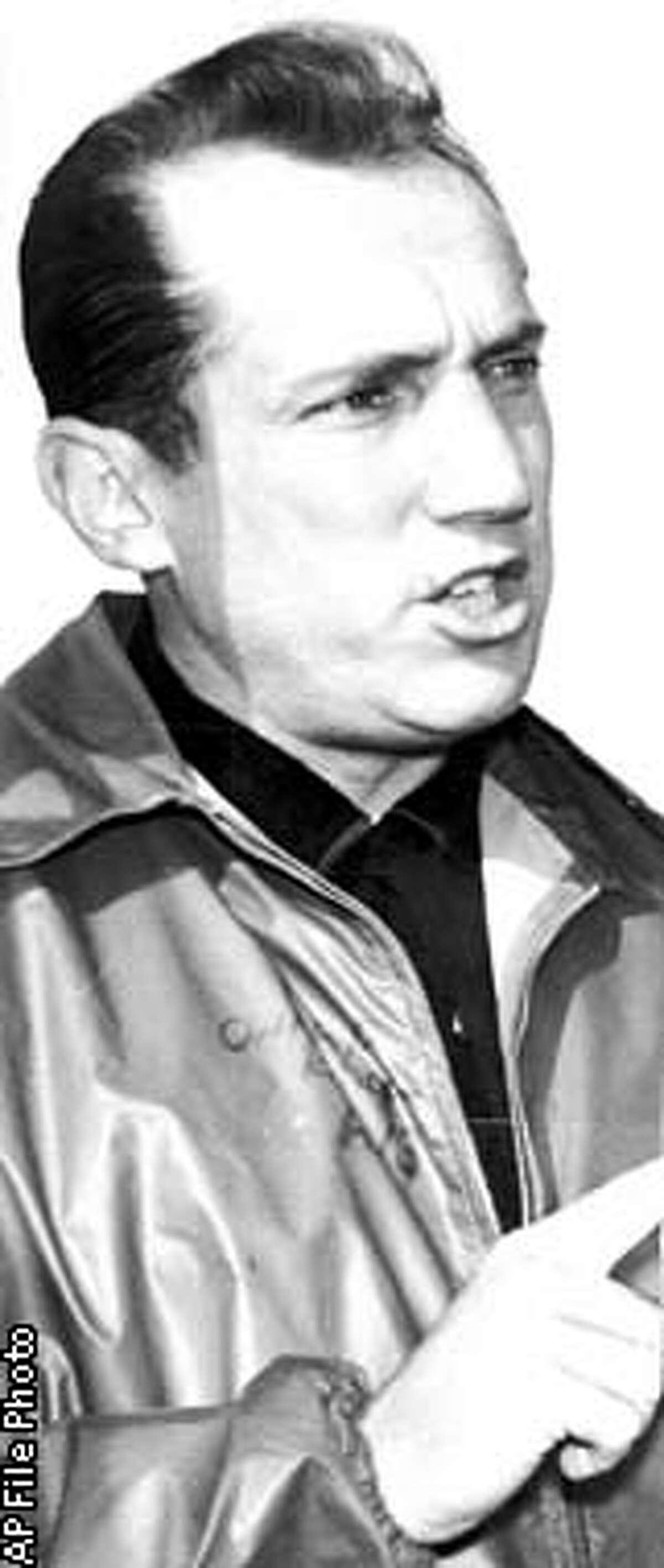 AL DAVIS, HEAD COACH OF THE AMERICAN FOOTBALL LEAGUE'S OAKLAND RAIDERS, HAS BEEN NAMED