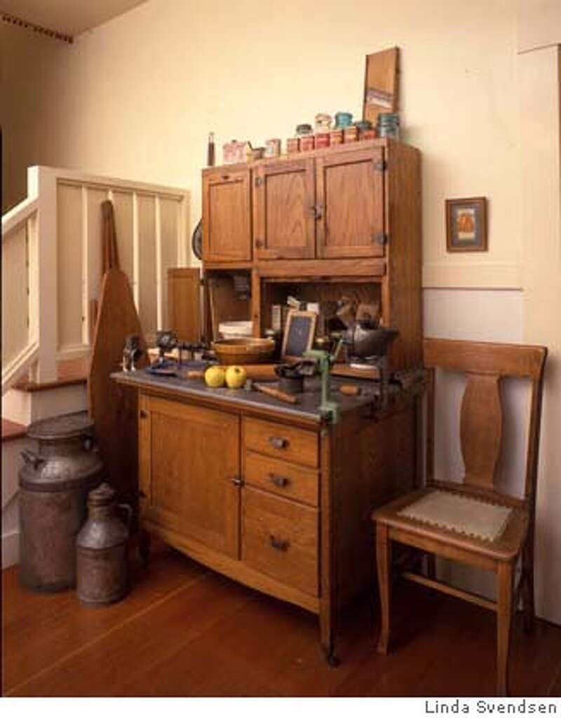 modernizing the vintage kitchen or how best to avoid cognitive nothing makes a kitchen feel vintage like a hoosier cabinet photo by linda svendsen