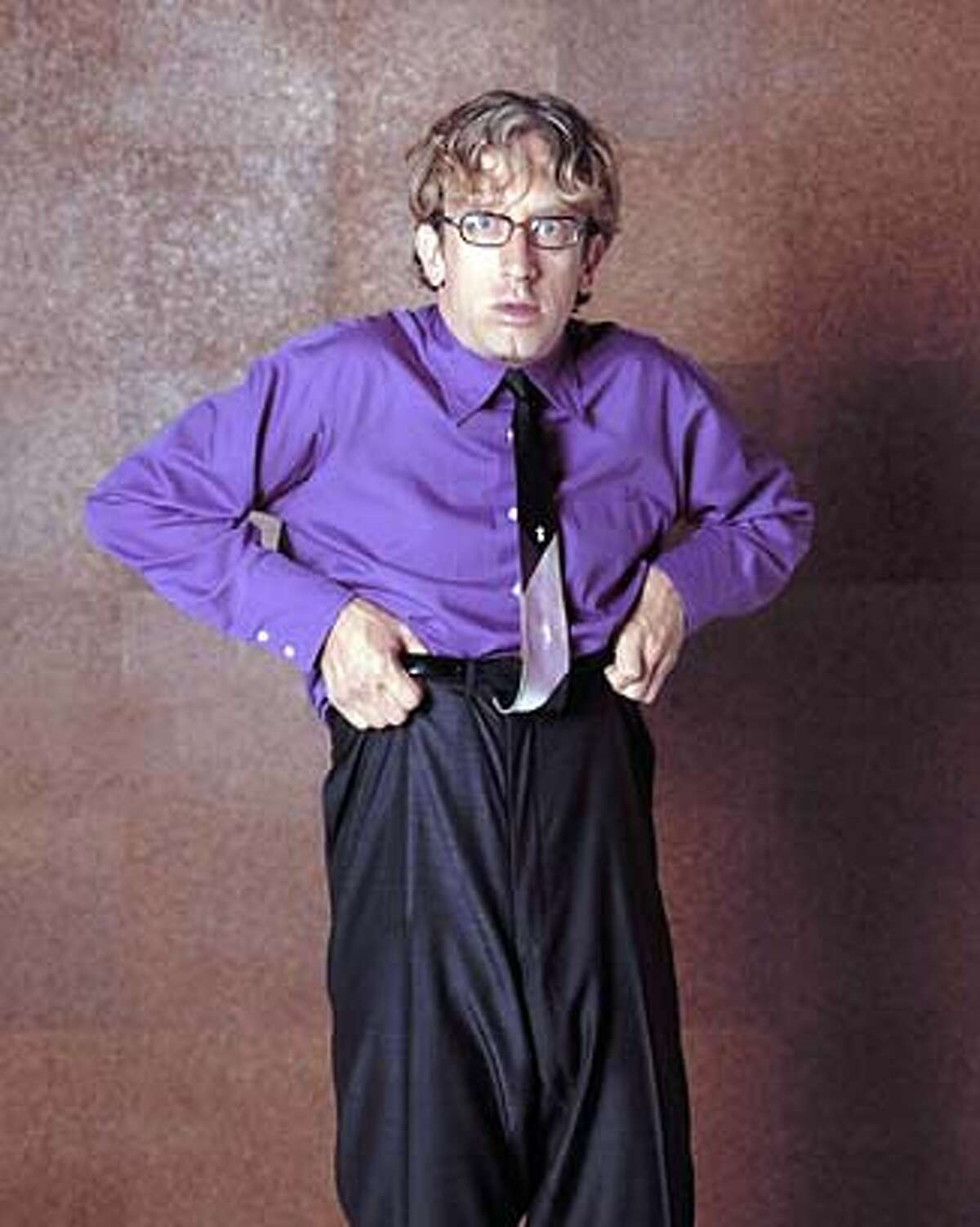 Ran on: 07-18-2004 Andy Dick will perform at Cobbs Comedy Club.