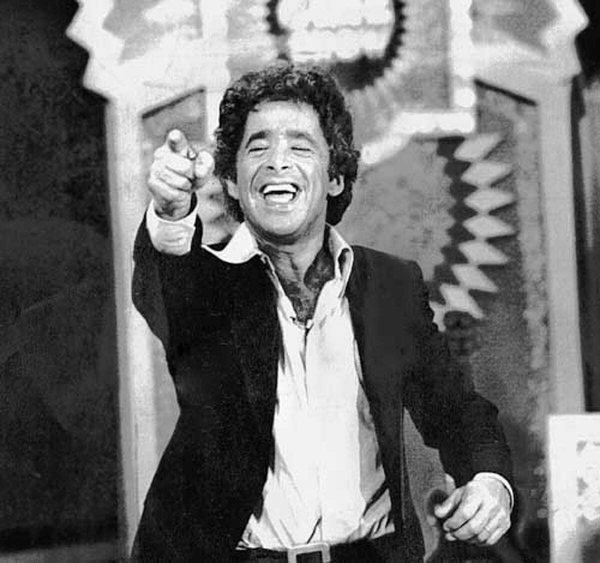 """Chuck Barris' """"The Gong Show"""" was the predecessor of today's reality and talent programs"""