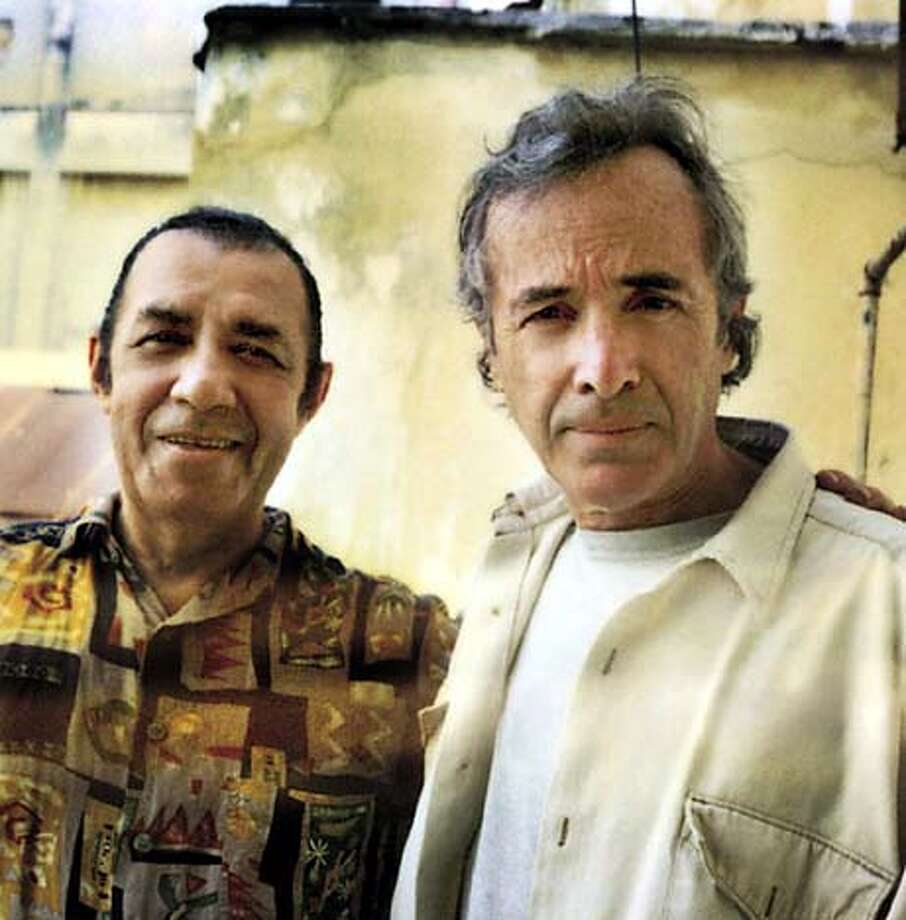 Manuel Galban and Ry Cooder: Their album recalls the succulent height of Cuban mambo in the '50s.