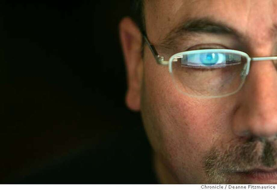 craigslist_058_df.JPG  Craig Newmark is the founder of Craig's List. he is working at his Cole valley home in San Francisco.  Deanne Fitzmaurice / The Chronicle Ran on: 10-10-2004  Craig Newmark hopes Craigslist can help restore a sense of community to the world. Ran on: 10-10-2004 MANDATORY CREDIT FOR PHOTOG AND SF CHRONICLE/ -MAGS OUT Photo: Deanne Fitzmaurice