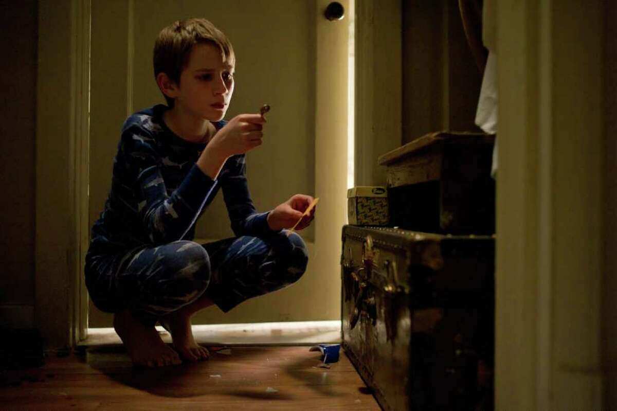 THOMAS HORN as Oskar Schell in Warner Bros. Pictures drama EXTREMELY LOUD & INCREDIBLY CLOSE, a Warner Bros. Pictures release.