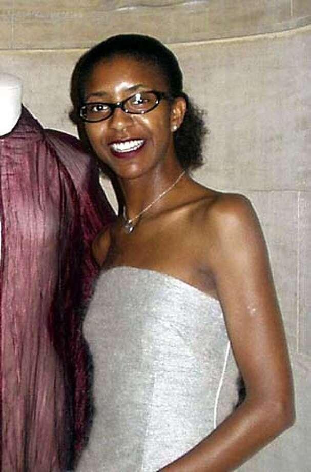 Yvonne Emordi, S.F. handbag designer for Maison Croco  HANDOUT