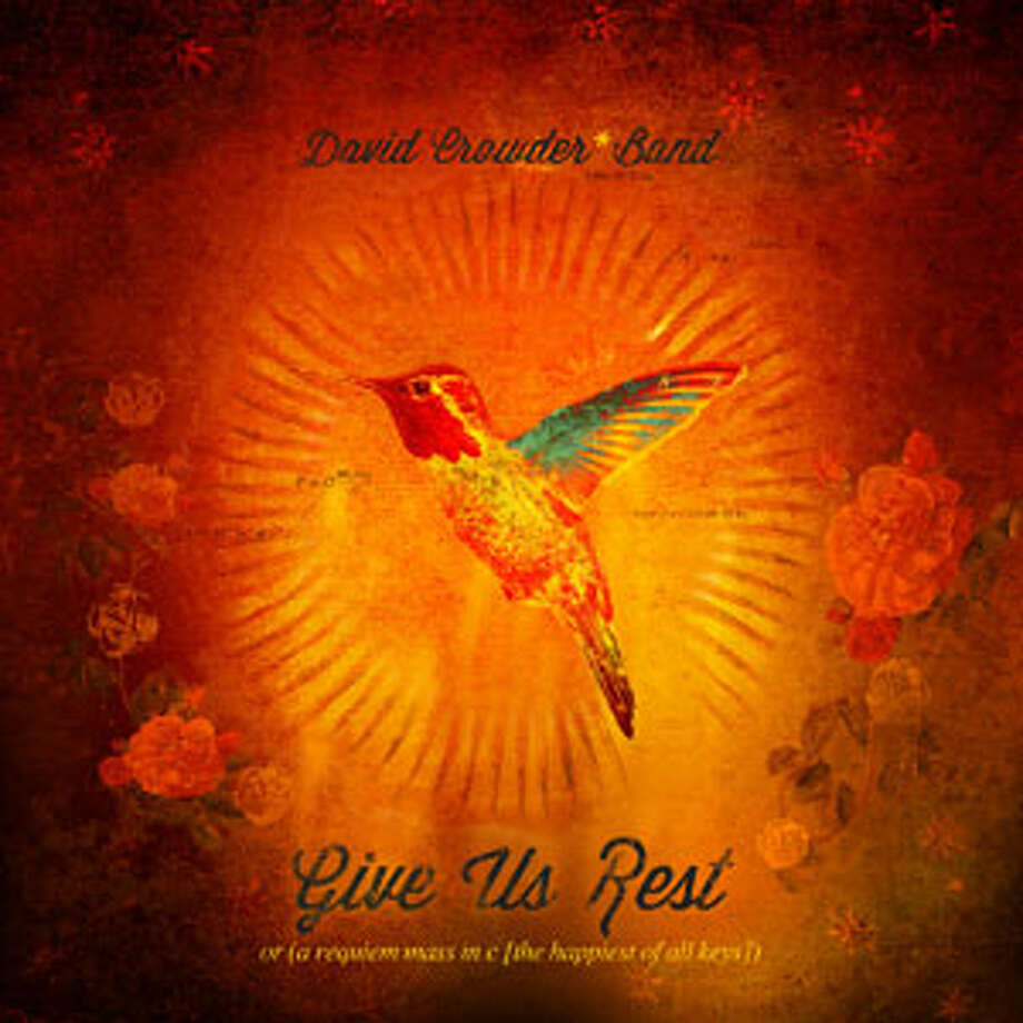 """The David Crowder Band's final CD is """"Give Us Rest."""" Photo: SIX STEP RECORDS/SPARROW RECORDS"""