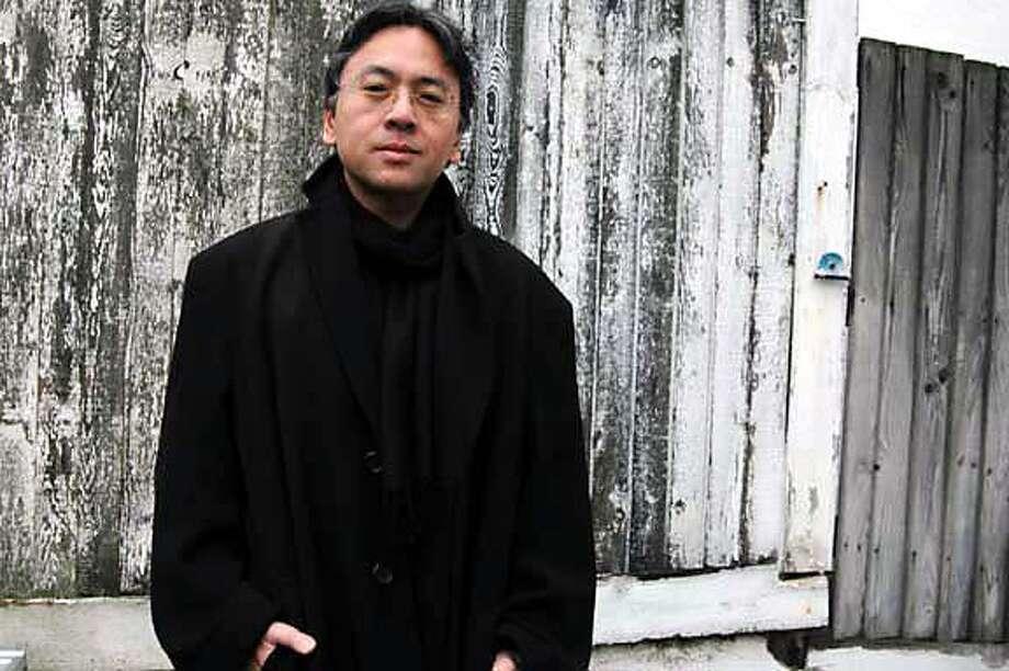 Author Kazuo Ishiguro photographed by Charlie Hopkinson � 2005