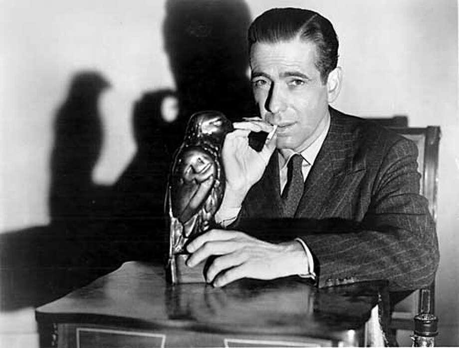 "BOGART/C/17DEC99/DD/HO-Humphrey Bogart starred in ""The Maltese Falcon."" HANDOUT ALSO RAN 3/13/02"