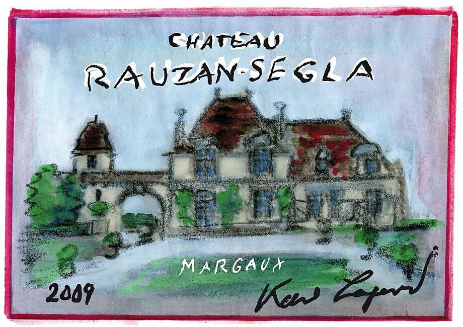 Chanel, the French fashion house, purchased Ch teau Rauzan-S gla, situated in the heart of the Margaux appellation, in 1994 (founded in 1661 by Pierre de Rauzan.) For the house s 350th anniversary, Karl Lagerfeld has sketched a special label for the 2009 vintage, just released. It s available locally at K&L Wines (listed online as a pre-arrival and given 94-96 points by Wine Enthusiast) for $119.99 a bottle Photo: Courtesy Of Chateau Rauzan-Segla
