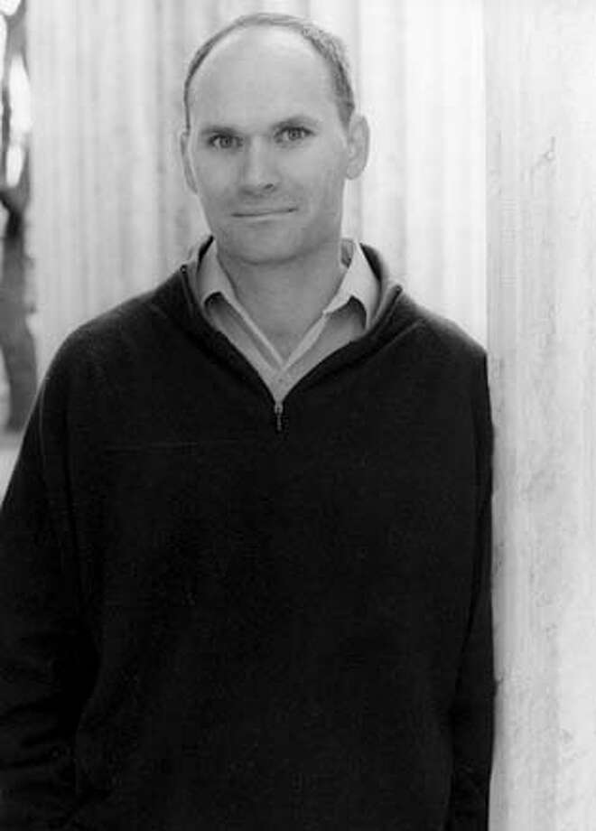 Photo of author Anthony Doerr. Business#BookReview#Chronicle#10-24-2004#ALL#Advance#M3#0422413239 Business#BookReview#Chronicle#10-24-2004#ALL#Advance#M3#0422413239