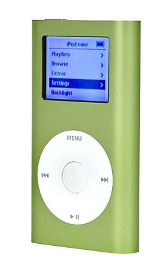 Photo of Apple iPod Mini 6GB.