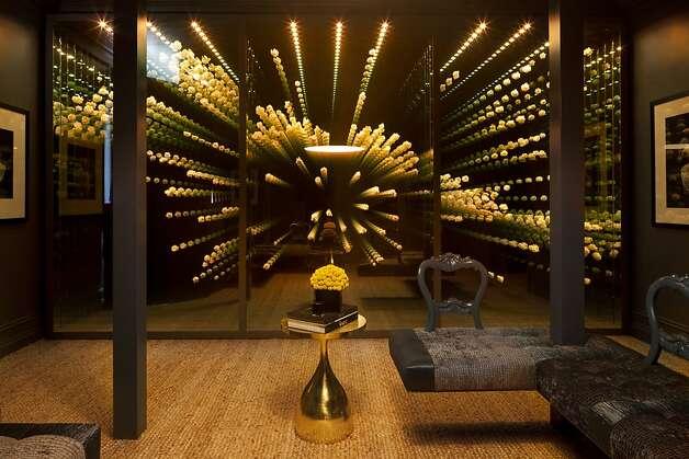 Kendall Wilkinson Rebuilds Maison De Luxe Room Sfgate