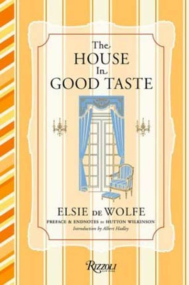 The House In Good Taste (image).