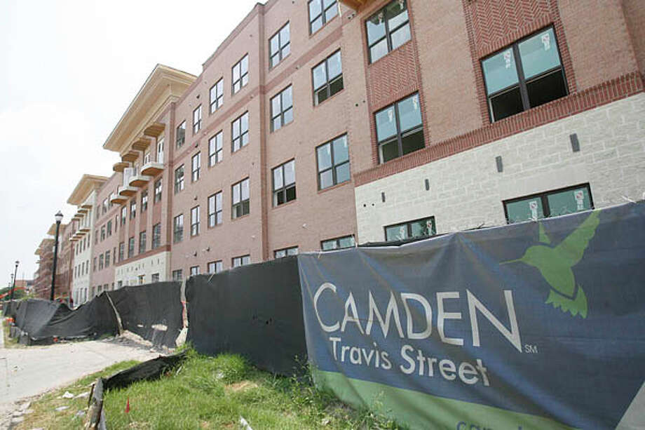 Camden Property Trust ranks No. 7 on Forbes' list. ( Mayra Beltran / Chronicle ) Photo: Mayra Beltran, Houston Chronicle / Houston Chronicle