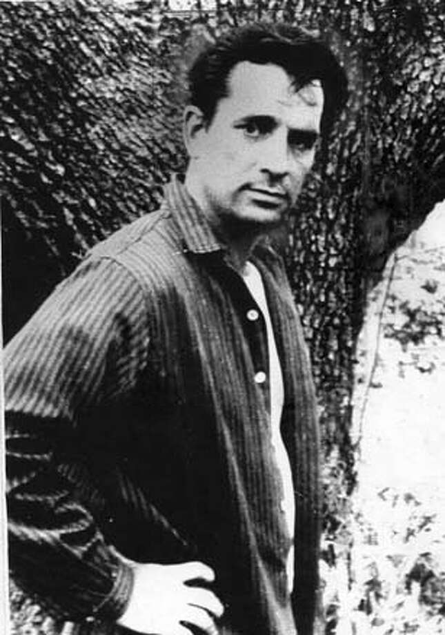THIS YEAR MARKS THE 25TH ANNIVERSARY OF THE PUBLICATION OF JACK KEROUAC'S NOVEL 'ON THE ROAD,' WHOSE STYLE, LANGUAGE AND PHILOSOPHY SHOCKED LITERARY AMERICA AT THE TIME. KEROUAC DIED IN 1969 AT THE AGE OF 47. Photo: BRADSMITH