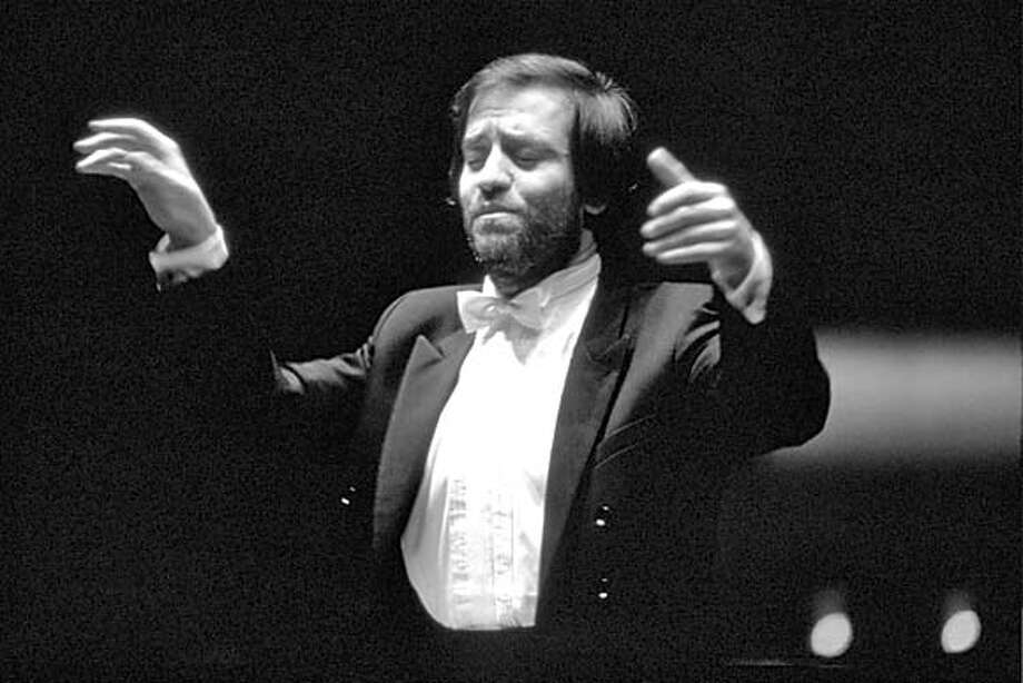 "Led ""with a sense of breadth and vigor"" (New York Times) by Valery Gergiev, the Kirov Orchestra comes to Cal Performances April 9, 2005."