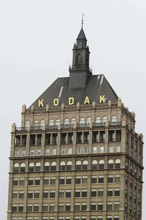 ROCHESTER, NY - JANUARY 19:  Kodak World Headquarters stands January 19, 2011 in Rochester, New York. Kodak, once the powerhouse in photography,  filed  for protection from its creditors under Chapter 11 of the U.S. Bankruptcy Code.  (Photo by Guy Solimano/Getty Images) Photo: Guy Solimano, Getty Images