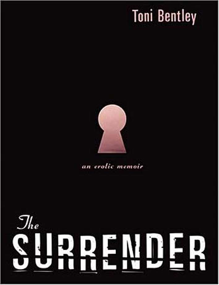 Book cover art for The Surrender.