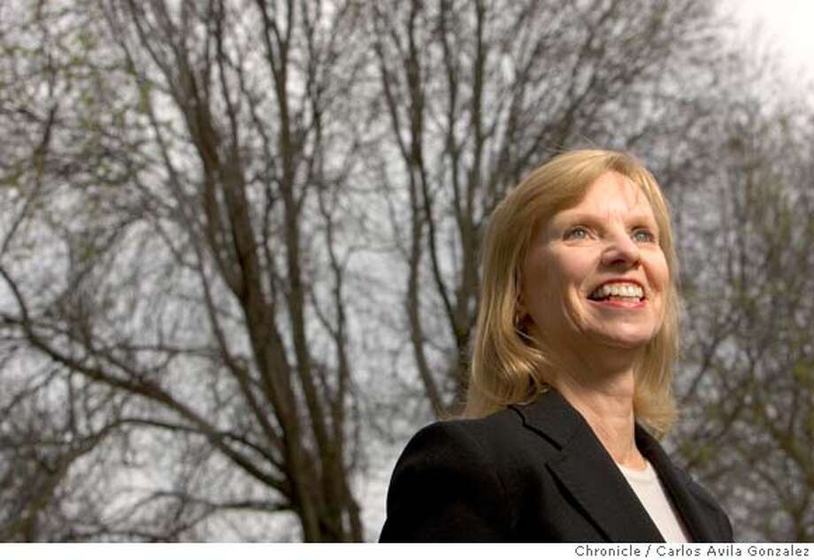 Ann Winblad.  Partner, co-founder, Hummer Winblad Venture Partners Photo by Carlos Avila Gonzalez/The San Francisco Chronicle  Photo taken on 02/25/05, in Hayward, Ca. Photo: Carlos Avila Gonzalez SFChron