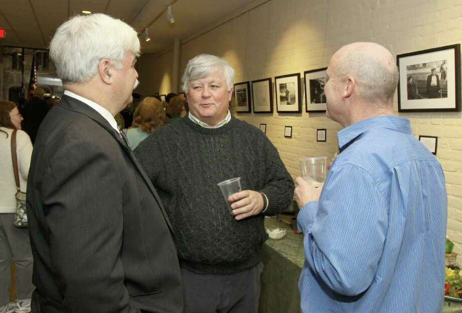 Were you seen at the Grand Opening of the Irish American Heritage Museum in Albany on Thursday, January 19, 2012? Photo: Joe Putrock/Special To The Times Union