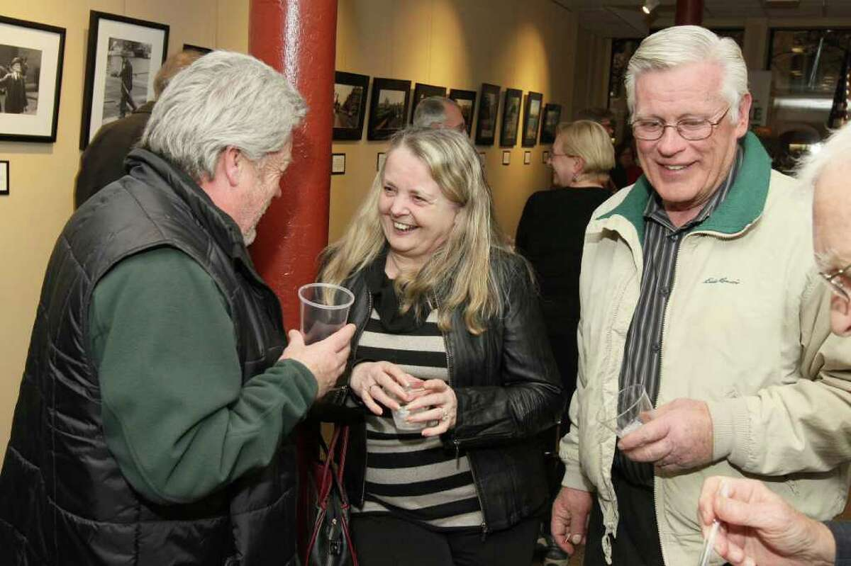 Were you seen at the Grand Opening of the Irish American Heritage Museum in Albany on Thursday, January 19, 2012?
