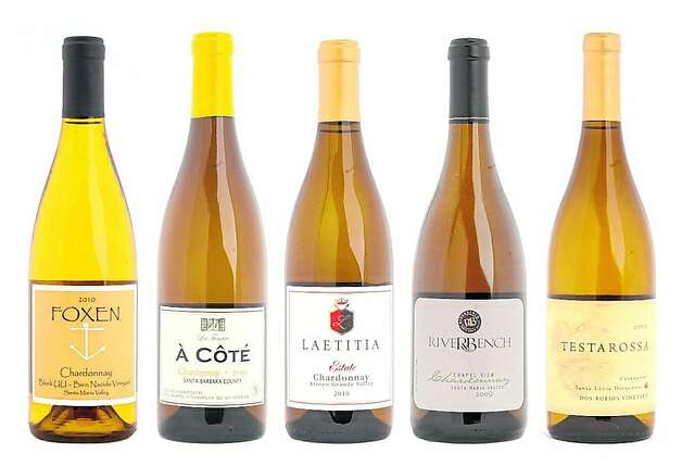 Central coast chardonnay the chronicle recommends sfgate for La fenetre chardonnay
