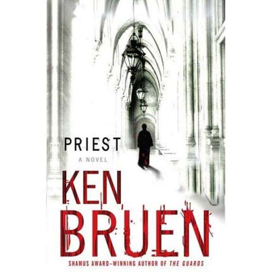 """Priest"" by Ken Bruen"