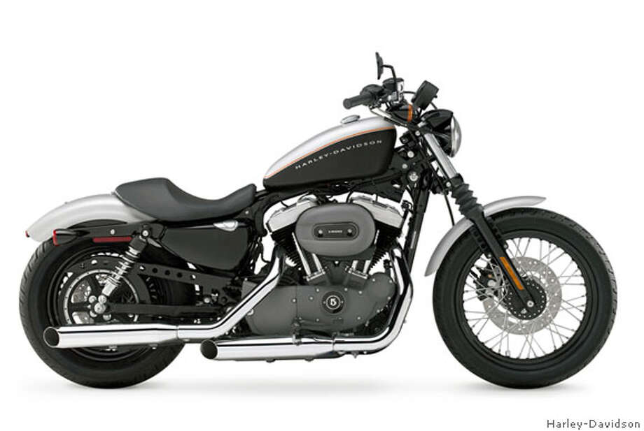 The Nightster, a golden anniversary edition for the Sportster family, has fuel injection - finally - to go with a lean, no-gleam look. Illustrates HARLEY-NIGHTSTER (category l) by Susan Carpenter (c) 2007, Los Angeles Times. Moved Friday, Feb. 23, 2007. (MUST CREDIT: Photo courtesy of Harley-Davidson.)  Ran on: 03-04-2007 Ran on: 03-04-2007 Ran on: 03-04-2007 Ran on: 03-04-2007 Photo: HARLEY-DAVIDSON